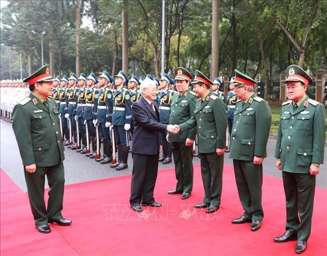 Hội nghị quân chính toàn quân
