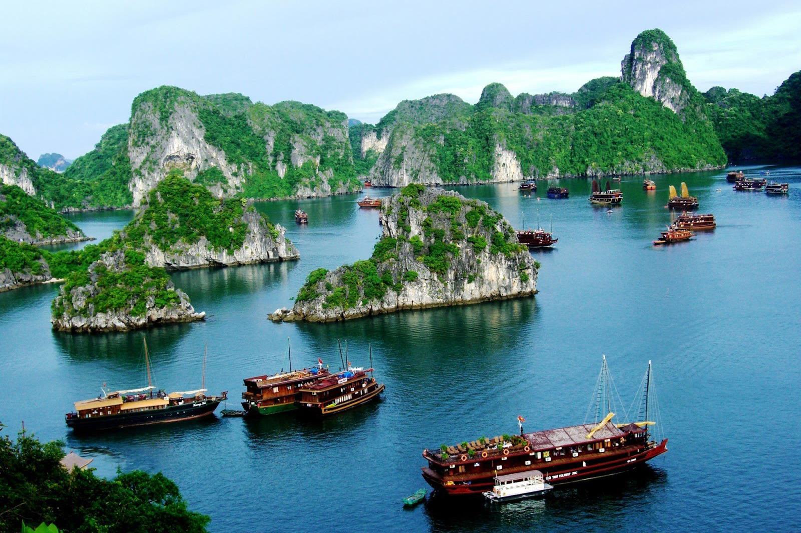 Khu vực ASEAN là điểm du lịch hút khách hàng đầu