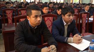 Công ty CP Gang thép Cao Bằng: Học tập triển khai nội dung Nghị quyết Trung ương 8 (khóa XII) và các chỉ thị, nghị quyết của Trung ương, của tỉnh mới ban hành (đợt 3/2018)