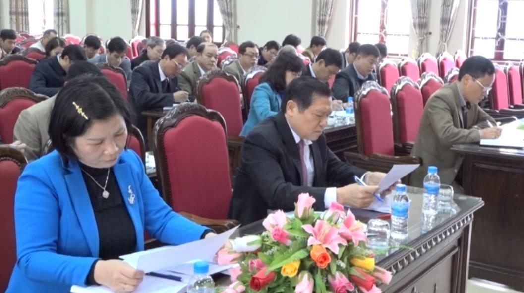 Ngành Thuế tỉnh triển khai nhiệm vụ năm 2019