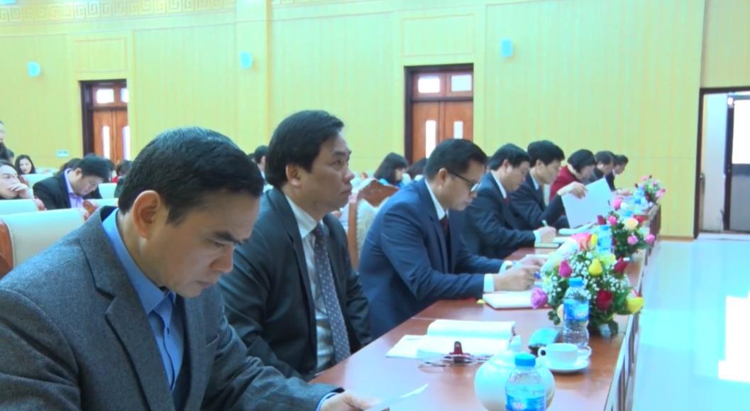 Ngân hàng Nhà nước Chi nhánh tỉnh Cao Bằng: Triển khai nhiệm vụ năm 2019