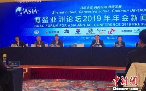 2.000 đại biểu sẽ tham dự Diễn đàn Châu Á Bác Ngao
