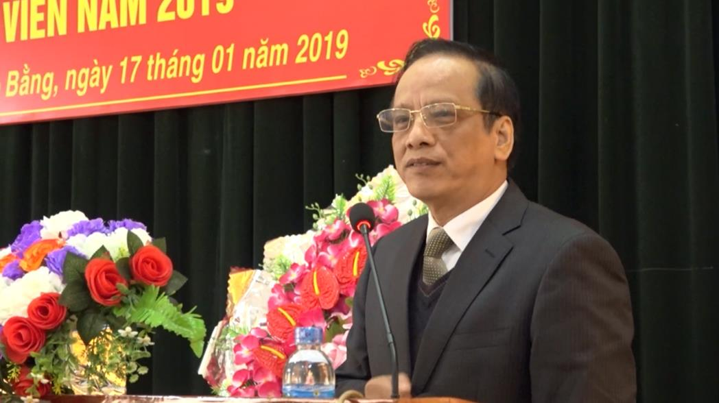 Phó Chủ tịch UBND tỉnh Trịnh Hữu Khang: Đài PT-TH Cao Bằng xây dựng lộ trình tăng thời lượng và nâng cao chất lượng, nội dung chương trình