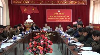 Bảo Lâm: Ủy ban Mặt trận Tổ quốc huyện triển khai nhiệm vụ năm 2019