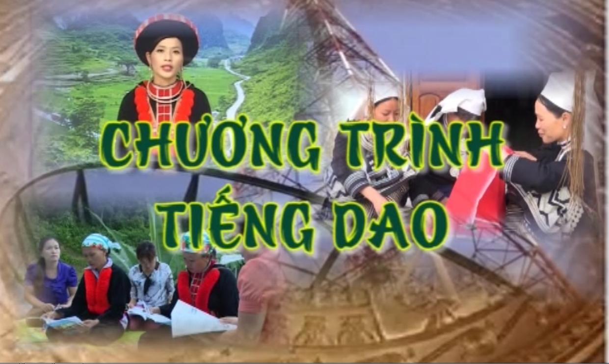Truyền hình tiếng Dao ngày 22/01/2019