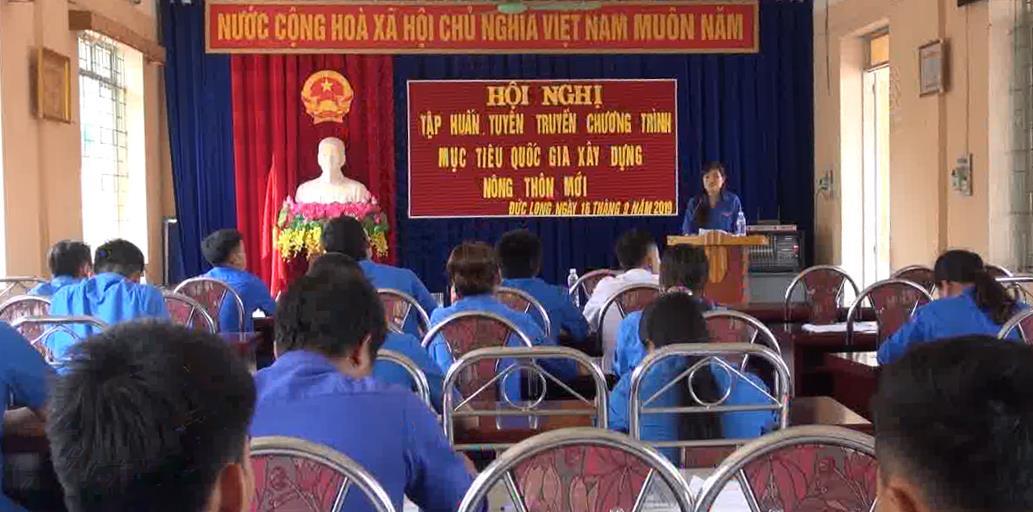 Tập huấn chuyển giao khoa học kỹ thuật, kiến thức khởi nghiệp và xây dựng NTM tại huyện Hòa An