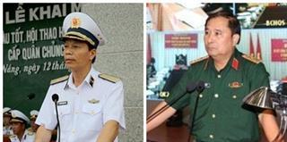 Bổ nhiệm 2 Phó Tổng Tham mưu trưởng Quân đội nhân dân Việt Nam
