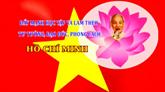 Học tập và làm theo tư tưởng, đạo đức, phong cách Hồ Chí Minh (ngày 22/9/2019)