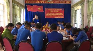 Thạch An: Sơ kết công tác Đoàn, Hội và phong trào thanh thiếu nhi 9 tháng đầu năm