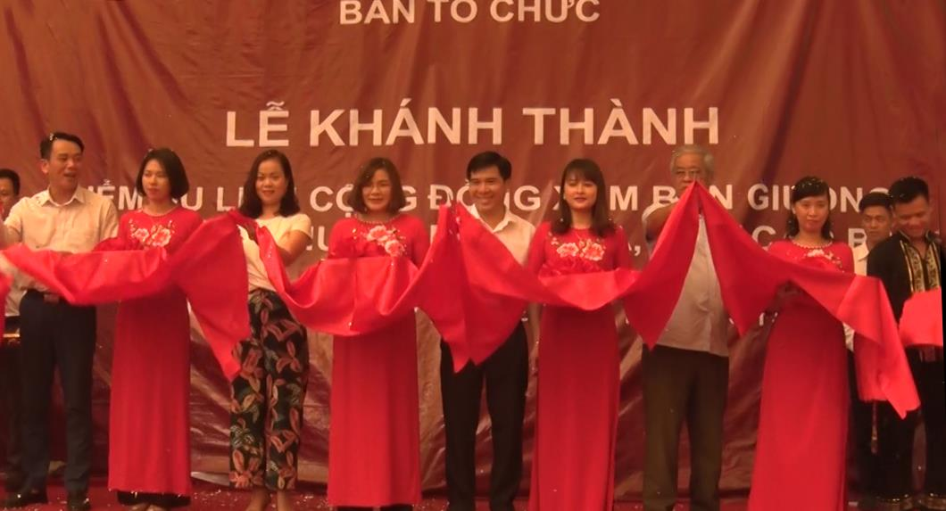 Phục Hòa: Khánh thành điểm du lịch cộng đồng tại xã Tiên Thành