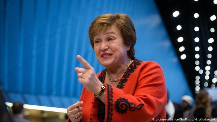 IMF có nữ Tổng Giám đốc mới