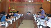Rà soát công tác chuẩn bị tổ chức Lễ kỷ niệm 520 năm thành lập tỉnh, 50 năm thực hiện Di chúc của Chủ tịch Hồ Chí Minh