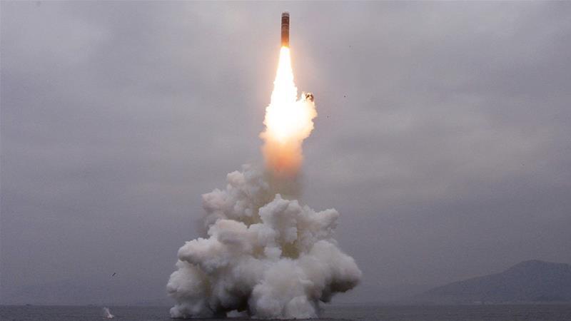 Triều Tiên tuyên bố thử nghiệm thành công một loại tên lửa mới