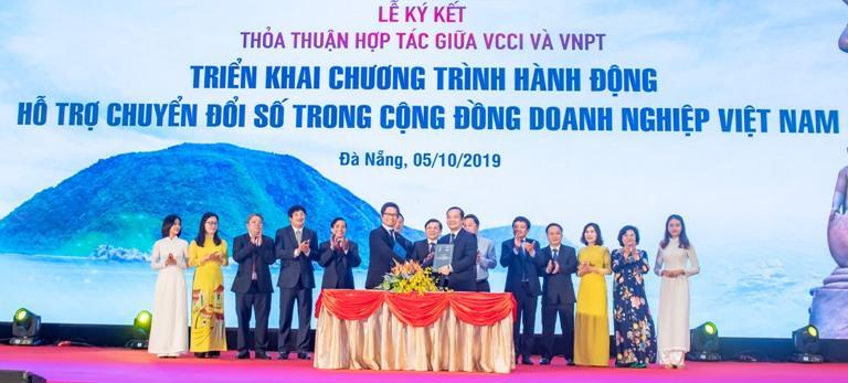 Hợp tác đẩy nhanh quá trình chuyển đổi số của các doanh nghiệp Việt Nam