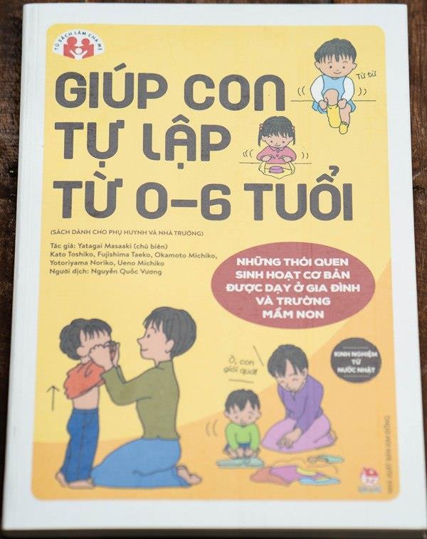"""""""Kinh nghiệm từ nước Nhật"""" – Bộ sách hoàn thiện các kỹ năng cho trẻ"""