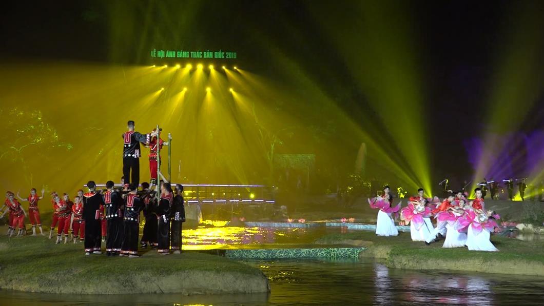 Ấn tượng Lễ hội thác Bản Giốc 2019