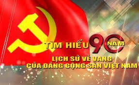 Trao giải cuộc thi trắc nghiệm Tìm hiểu 90 năm lịch sử vẻ vang của Đảng