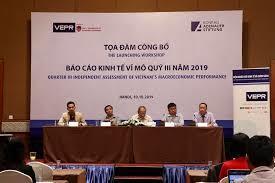 Dự báo GDP 2019 sẽ vượt chỉ tiêu Quốc hội giao