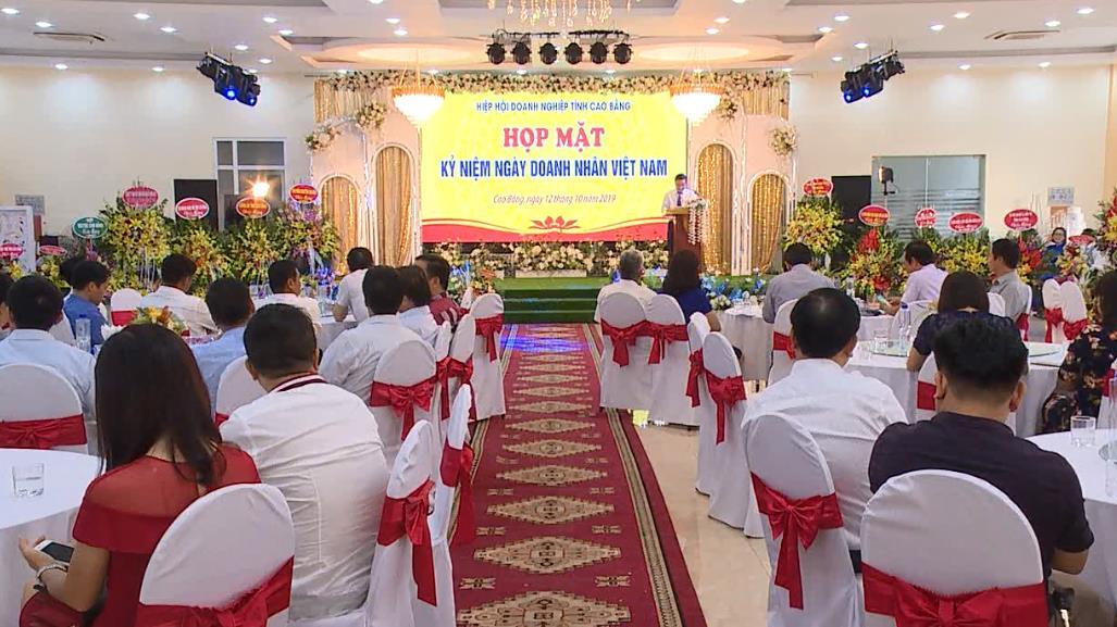 Hiệp hội Doanh nhân tỉnh: Gặp mặt kỷ niệm Ngày Doanh nhân Việt Nam 13/10