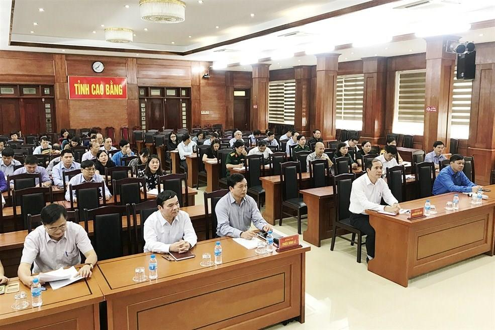 """Hội thảo trực tuyến toàn quốc về 70 năm tác phẩm """"Dân vận"""" của Chủ tịch Hồ Chí Minh"""