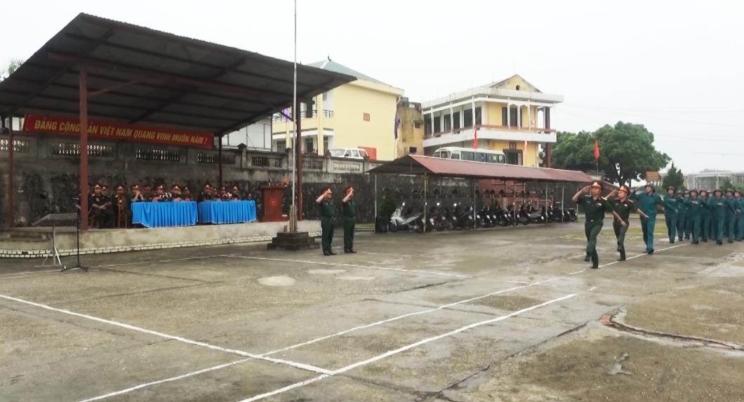 Kiểm tra chất lượng giáo dục, đào tạo và xây dựng chính quy tại Trường Quân sự tỉnh