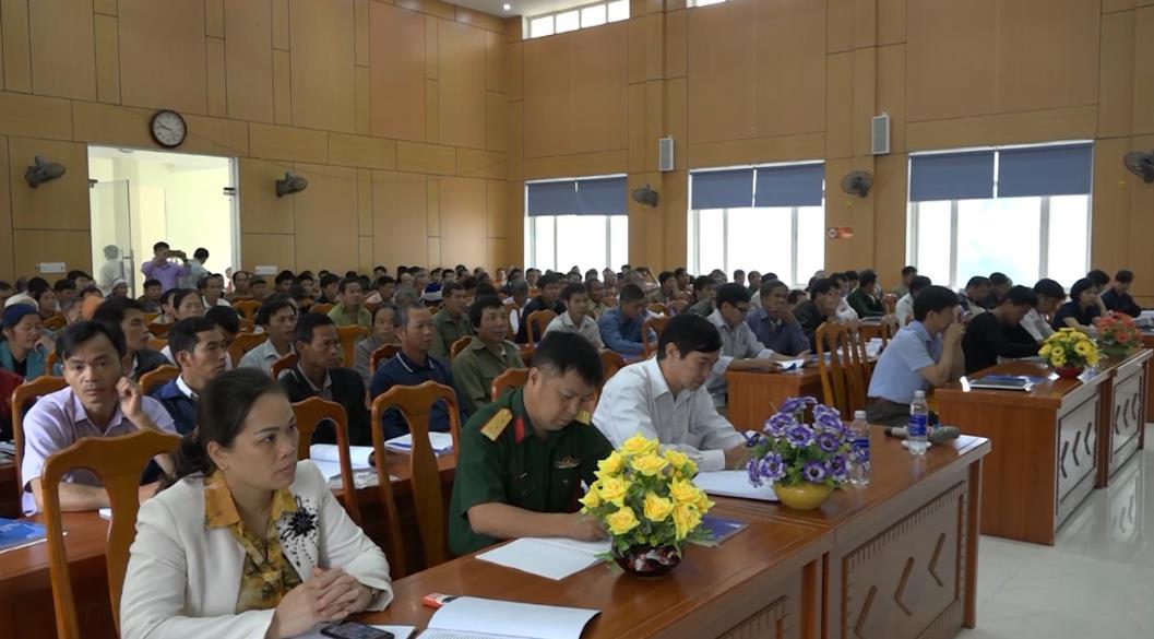 Quảng Uyên: Tập huấn triển khai các văn bản thực hiện chế độ chính sách đối với người có công