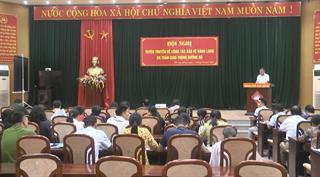Bí thư Tỉnh ủy Cao Bằng (Việt Nam) hội kiến với Bí thư Đảng ủy Khu tự trị dân tộc Choang Quảng Tây (Trung Quốc)