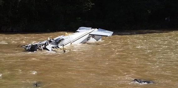 Rơi máy bay tại Mexico, nhiều người thiệt mạng