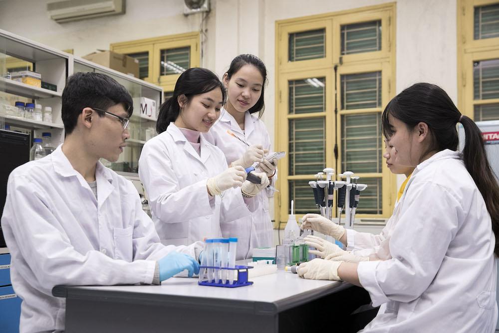 Hai ĐH của Việt Nam lần đầu vào bảng các ĐH tốt nhất toàn cầu