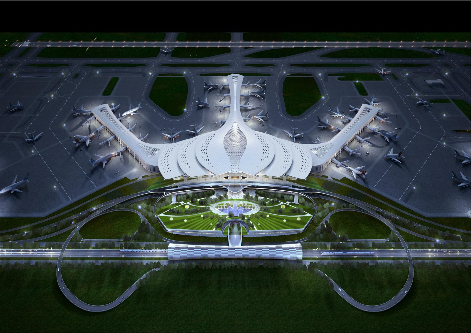 Ứng dụng trí tuệ nhân tạo quản lý sân bay Long Thành