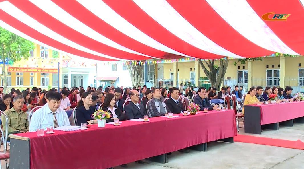 Thành phố: Xã Vĩnh Quang phát động chung tay xây dựng nông thôn mới