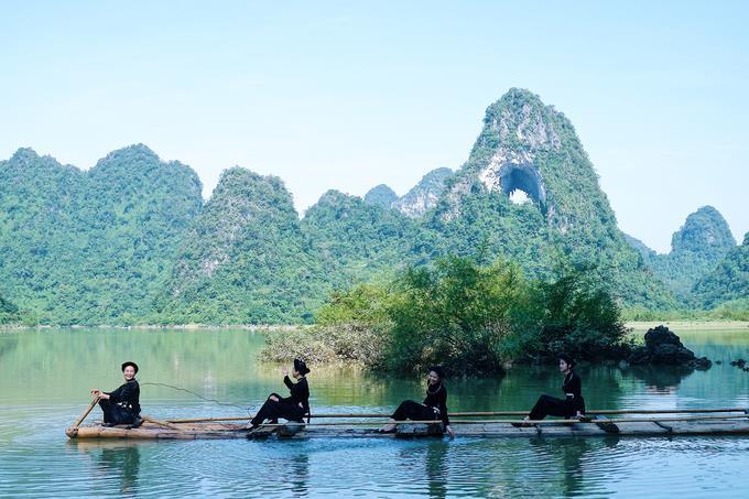 Hòa An: Dâng hoa tại Di tích lịch sử Nặm Lìn