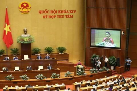 Trình Quốc hội cho thí điểm không tổ chức HĐND phường tại Hà Nội