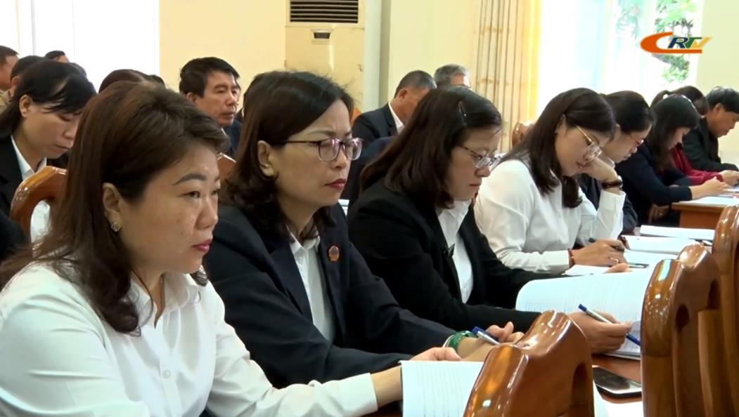 Hiệu quả bước đầu mô hình trồng xoan tại huyện Bảo Lâm