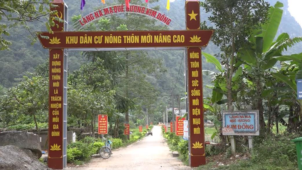 """Xã nông thôn mới Trường Hà xây dựng khẩu hiệu """"Nói lời hay, làm việc tốt, ứng xử đẹp"""""""