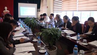 """Hội thảo """"Đánh giá tình hình sản xuất miến dong tại tỉnh Cao Bằng"""""""