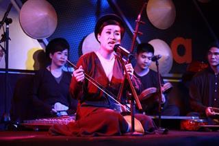 Liên hoan hát Xẩm các tỉnh khu vực phía Bắc tại Ninh Bình