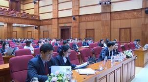 UBND tỉnh: Hội nghị triển khai thực hiện Đề án đẩy mạnh thanh toán qua ngân hàng đối với các dịch vụ công