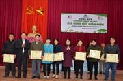 """Hà Quảng: Tổng kết chương trình thi đua """"Gia đình tiết kiệm điện"""" năm 2019"""