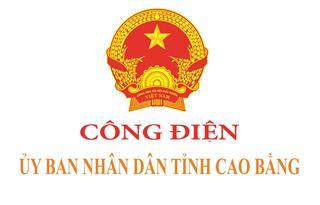 Công điện UBND tỉnh về việc tăng cường kiểm soát bệnh Dịch tả lợn châu Phi trên địa bàn tỉnh Cao Bằng
