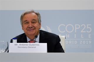 TTK Liên hợp quốc: Khủng hoảng khí hậu tiến gần tới điểm không thể cứu vãn