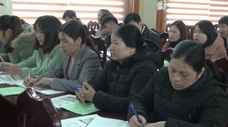 Nguyên Bình: Hội nghị triển khai Chương trình mỗi xã một sản phẩm
