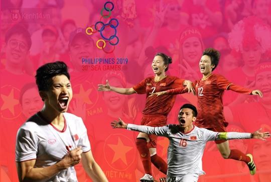 Việt Nam giành 98 HCV, xếp thứ 2 trên bảng tổng sắp SEA Games 30