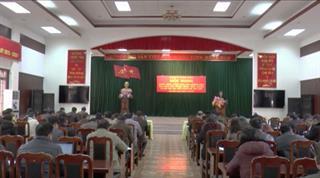 Trùng Khánh: Triển khai các văn bản về Đại hội Đảng các cấp nhiệm kỳ 2020 - 2025