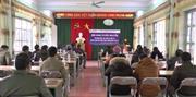 Trùng Khánh: Tuyên truyền an toàn sử dụng điện và bảo vệ hành lang an toàn lưới điện cao áp