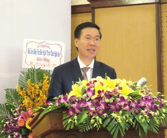 Tiếp tục đổi mới, nâng cao chất lượng hoạt động của Hội Mỹ thuật Việt Nam