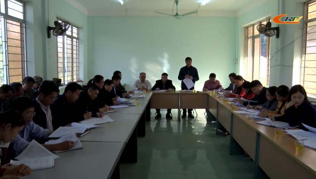Thông Nông: Xã Lương Can đạt 13/19 tiêu chí nông thôn mới