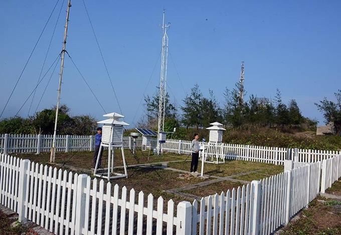 3 tháng 10 là Ngày truyền thống ngành Khí tượng thủy văn