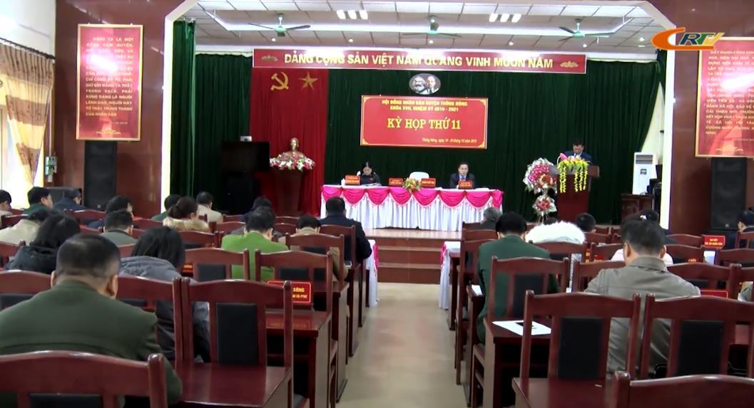 Hà Quảng: Ra Nghị quyết lãnh đạo, thực hiện nhiệm vụ diễn tập khu vực phòng thủ huyện năm 2019