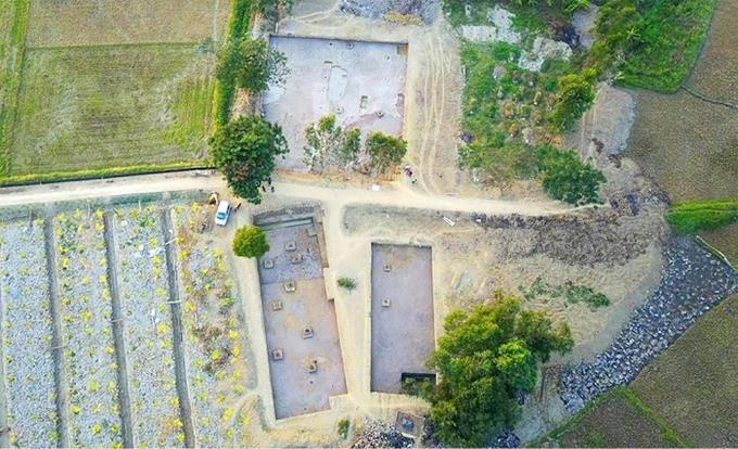 Công bố kết quả khai quật Bãi cọc Cao Quỳ trong quần thể di tích Bạch Đằng Giang